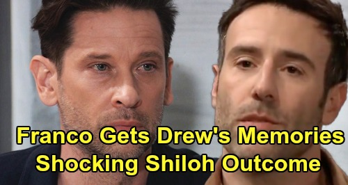 General Hospital Spoilers: Franco Imprinted with Drew's Memories in Wild Shiloh Outcome – Liz Losing Husband