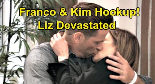 General Hospital Spoilers: Kim and Franco's Hot Hookup Devastates Liz – Marriage Shatters as Betrayal Hits Hard?