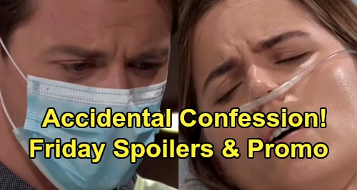 General Hospital Spoilers: Friday, August 23 – Sasha's Accidental Confession to Michael – Ava Begs Kiki – Robert Threatens Peter