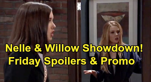 General Hospital Spoilers: Friday, January 17 – Marcus Taggert Returns, Sonny Explodes – Brad's Roommate Nelle Infuriates Willow