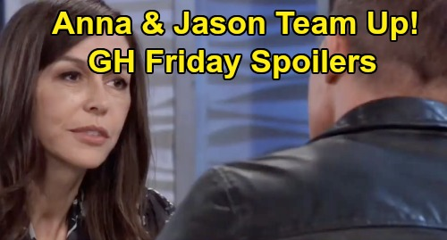 General Hospital Spoilers: Friday, November 22 – Anna & Jason Team Up - Sonny Lashes Out at Carly – Mike's Heartbreaking Decline