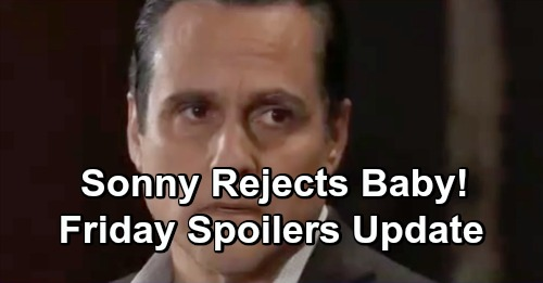 General Hospital Spoilers: Friday, February 15 Update – Carly Crushed by Sonny's Baby Rejection – Liz Heartbroken