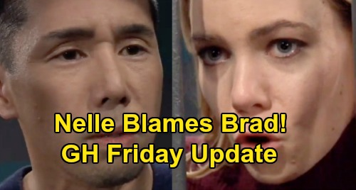 General Hospital Spoilers: Friday, February 21 Update – Lucas' Heartbreak, Loses Wiley – Nelle Betrays Brad - Willow Collapses in Grief