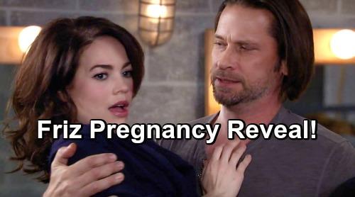 General Hospital Spoilers: Liz's Pregnancy Shocks Franco - GH Drops Big Baby Hints for Friz