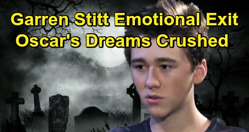 General Hospital Spoilers: Oscar Nero's Death Crushes Dreams, Truly No Hope – Garren Stitt Gets Emotional Exit Story