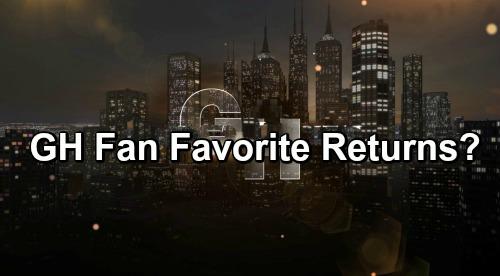 General Hospital Spoilers: Hot Blind Item Reveals Return of Fan Favorite – Huge GH Comeback in the Works?