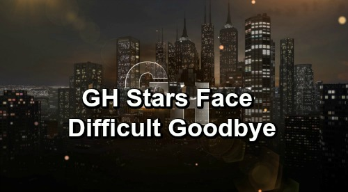 General Hospital Spoilers: GH Stars Face a Difficult Goodbye – Beloved Soap Family Member's Farewell