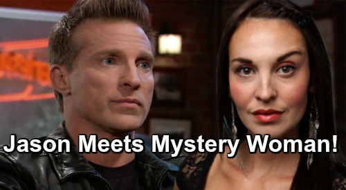 General Hospital Spoilers: Mysterious Woman Grilled by Jason – 'Harmony' Divulges Dawn of Day Shockers