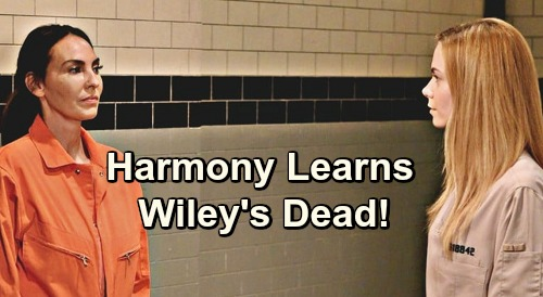 General Hospital Spoilers: Harmony Learns Dead Wiley Truth from Nelle – Uses Info to Get Revenge On Shiloh?