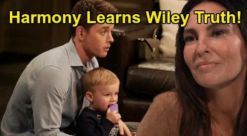 General Hospital Spoilers: Harmony Learns 'Wiley' Is Michael's Son – Turning Woods Job Brings Willow & Jonah Drama?