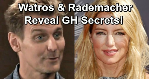 General Hospital Spoilers: Cynthia Watros and Ingo Rademacher Reveal GH Secrets – What To Expect From New Nina and Jax