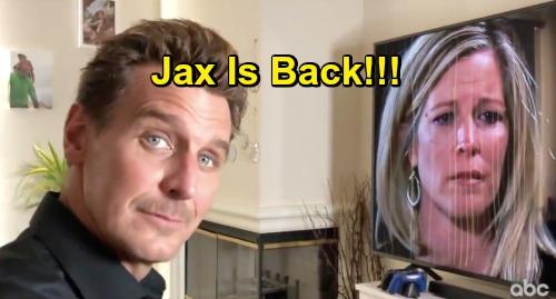 General Hospital Spoilers: Ingo Rademacher Returns to GH – Jasper 'Jax' Jacks' Legacy Continues in a BIG Way