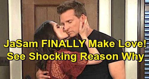 General Hospital Spoilers: Jason and Sam FINALLY Make Love – See What Pushes JaSam Into Bed Together