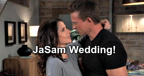 General Hospital Spoilers: Jason and Sam's Wedding Ahead – JaSam Joy, Big Payoff for Fans?