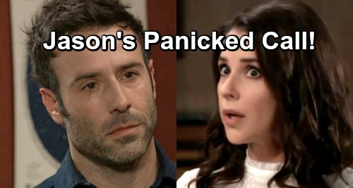 General Hospital Spoilers: Jason Gets a Panicked Phone Call – Sam's in Danger as Shiloh Scheme Takes a Terrible Turn