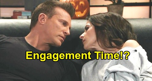 General Hospital Spoilers: JaSam Engagement Time – Will GH Deliver Jason's Proposal to Sam?