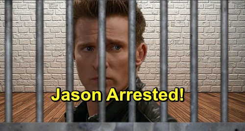 General Hospital Spoilers: Jason's Shocking Arrest – Stone Cold Attack Brings Trouble with the Law