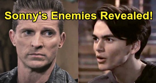 General Hospital Spoilers: Sonny's Mystery Enemy Revealed – Dev's Family and Gladys Behind Vicious Attacks on Corinthos Clan?