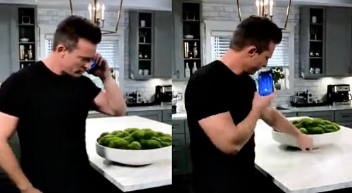 General Hospital Spoilers: Jason Shoves The GH Kitchen Moss - Popular Prop Sees Action In Recent Episode