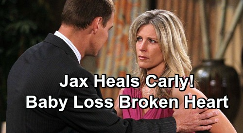 General Hospital Spoilers: Crushing Baby Loss and Dante Death Spark CarSon Split – Jax Heals Carly's Broken Heart?