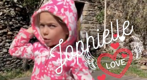 General Hospital Spoilers: Jophielle Love (Violet Barnes) Starts YouTube Channel - Shares Adorable Premiere Video With Fans