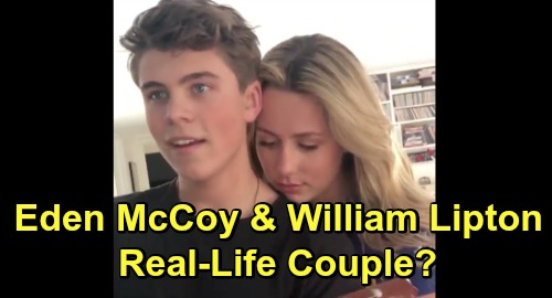 General Hospital Spoilers: Eden McCoy and William Lipton Real-Life Couple – Josslyn and Cameron's Actors Found Love?