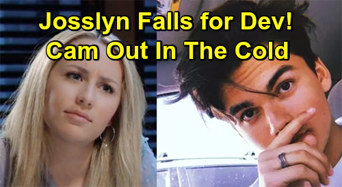 General Hospital Spoilers: Josslyn Falls for Dev, Believes Oscar Sent Her a New Love – Cameron Left Out in the Cold