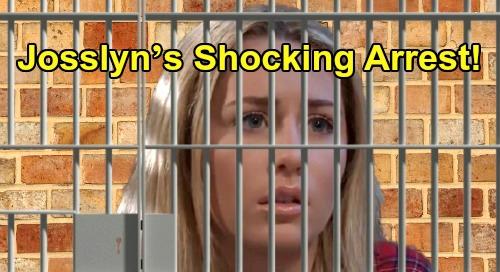 General Hospital Spoilers: Josslyn's Shocking Arrest – Disastrous Halloween Dance Brings Cam & Dev's Legal Woes?