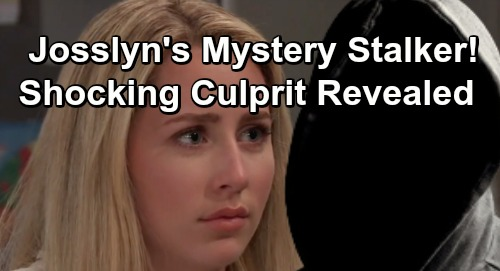 General Hospital Spoilers: Josslyn's Mystery Stalker Revealed – Someone Shocking Behind Creepy Spying