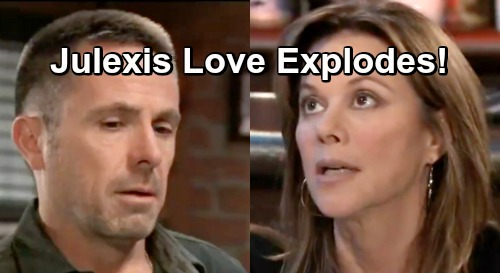 General Hospital Spoilers: Julian's Breakup Rattles Alexis – Can't Fight Risky Feelings, 'Julexis' Love Explodes