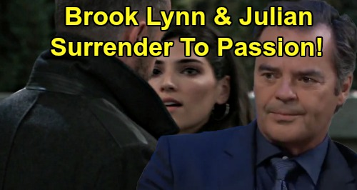 General Hospital Spoilers: Brook Lynn Surrenders to Passion with Julian – Ned's Payback for Refusing to Help Trapped Daughter?