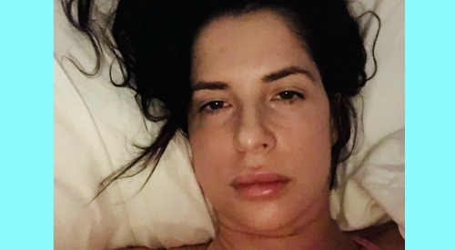 General Hospital Spoilers: Kelly Monaco Posts Instagram Candid Selfie - How GH's Sam is Dealing With COVID-19 Social Distancing