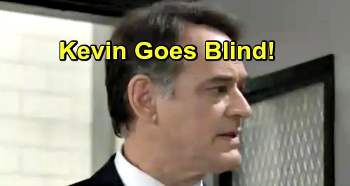 General Hospital Spoilers: Kevin Goes Blind, Ryan Scrambles to Contain Ferncliff Crisis – Twin Battle Brings Exposure