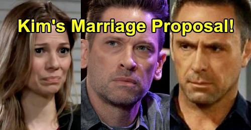 General Hospital Spoilers: Kim's Shocking Marriage Proposal – Franco Drama Pushes Kim to Pop the Question