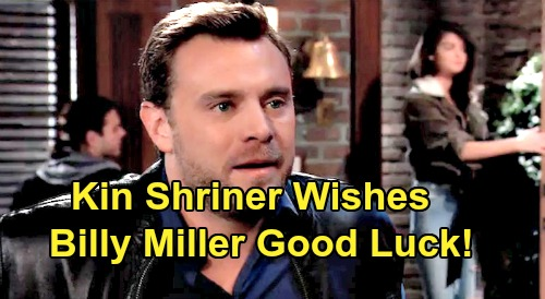 General Hospital Spoilers: Kin Shriner Wishes Billy Miller Good Luck After Controversial Exit – Supports GH Costar After Final Airdate