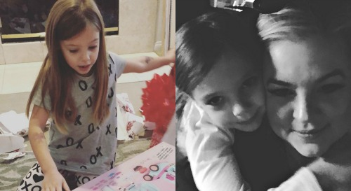 General Hospital Spoilers: Kirsten Storms Shares Adorable Photos of Harper - Brandon Barash's Daughter Awesome Christmas