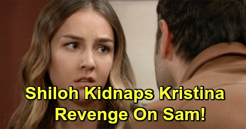 General Hospital Spoilers: Kristina Goes Missing with Predator Shiloh, Payback for Sam's Deception – Jason Fears Deadly Outcome