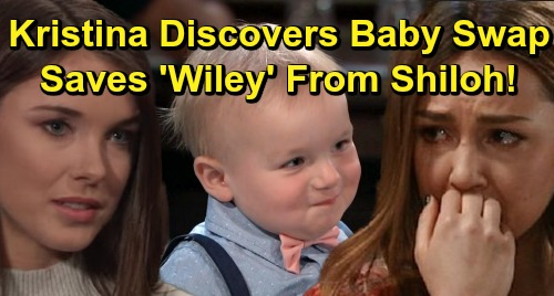 General Hospital Spoilers: Kristina Discovers Brad's Baby Swap – Reveals Secret to Save Wiley From Shiloh?