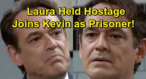 General Hospital Spoilers: Panicked Laura Held Hostage with Kevin, Duo Plots Ferncliff Escape – Ryan's Evil Scheme in Jeopardy