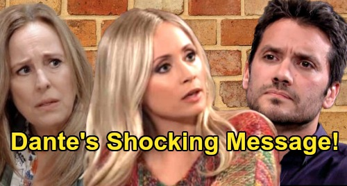 General Hospital Spoilers: Dante's Shocking Message for Lulu – Laura Intercepts Note, Gets Caught in Exes' Heartbreaking Drama?