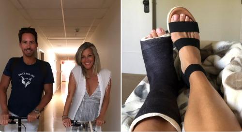 General Hospital Spoilers: Laura Wright's Broken Foot Brings Travel Crisis – GH Star Shares Injury News