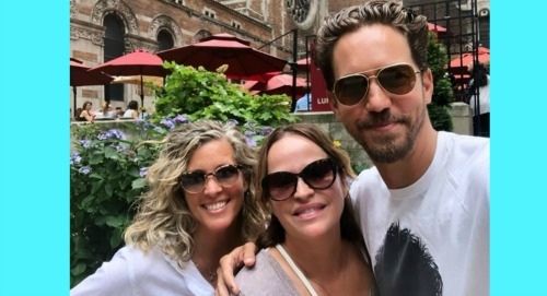 General Hospital Spoilers: Laura Wright and Wes Ramsey's Amazing Vacation Photos – Guiding Light Reunion on New York City Trip