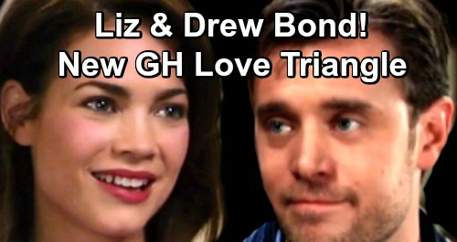 General Hospital Spoilers: Competition for Liz's Heart – Bond with Drew Grows While Franco's Behind Bars - New GH Love Triangle
