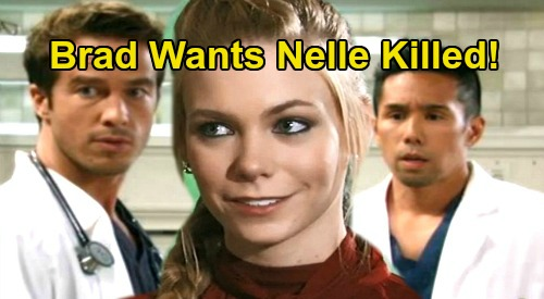 General Hospital Spoilers: Brad Wants Nelle Murdered, Asks Julian For Another Hit – Jonah's Birth Mom's Life in Jeopardy