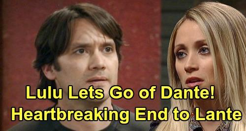 General Hospital Spoilers: Lulu Finally Lets Go, Dante Dreams Crushed – Heartbreaking End to Lante Brings New Beginning
