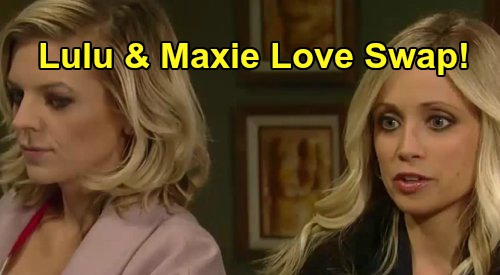 General Hospital Spoilers: Maxie and Peter Are Doomed, 'Hot Dustin' Is Tempting – Could Lulu and Maxie Swap Romantic Partners?
