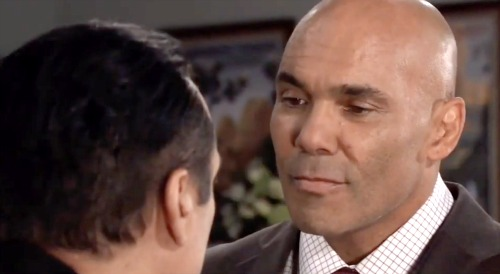 General Hospital Spoilers: Real Andrews Speaks Out On Marcus Taggert Return – 'Great to Be Back' - GH Fans React