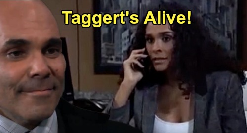 General Hospital Spoilers: Taggert's Alive, Big Return Brewing – Jordan's Secret Phone Call Offers Shocking Proof