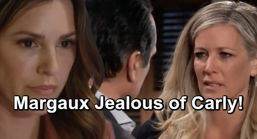 General Hospital Spoilers: Margaux Jealous of Carly's Pregnancy - DA's True Feelings For Sonny Come Out