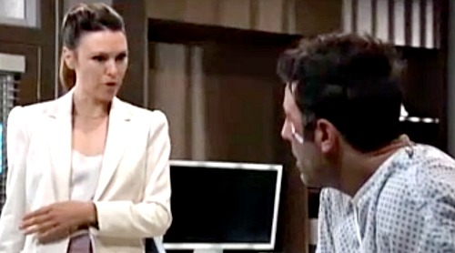 General Hospital Spoilers: Sonny Uses Pledge Leverage to Control Margaux – Demands Shiloh Be Prosecuted for His Crimes